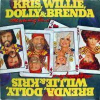 Cover Kris, Willie, Dolly & Brenda - The Winning Hand
