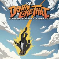 Cover KSI feat. Rick Ross + Lil Baby + S-X - Down Like That