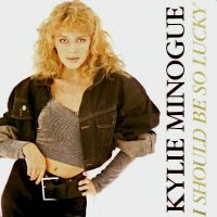 Cover Kylie Minogue - I Should Be So Lucky