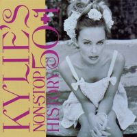 Cover Kylie Minogue - Kylie's Non-Stop History 50+1