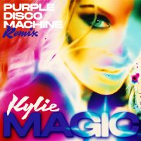 Cover Kylie Minogue - Magic