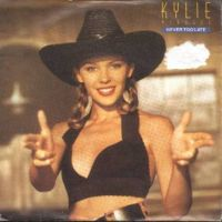 Cover Kylie Minogue - Never Too Late