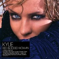 Cover Kylie Minogue - Red Blooded Woman