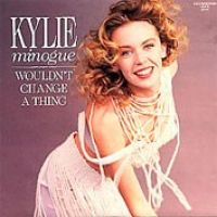 Cover Kylie Minogue - Wouldn't Change A Thing