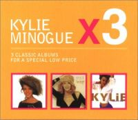 Cover Kylie Minogue - X3