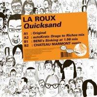 Cover La Roux - Quicksand
