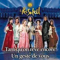 """Cover La Troupe """"Le Roi Soleil"""" - Tant qu'on rêve encore"""