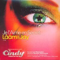 Cover Lââm & Jay - Je l'aime en secret