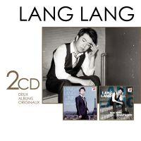 Cover Lang Lang - In Paris / New York Rhapsody