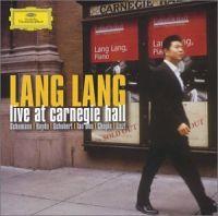Cover Lang Lang - Lang Lang Live At Carnegie Hall
