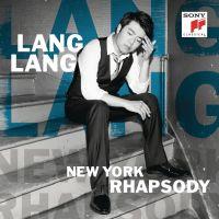 Cover Lang Lang - New York Rhapsody