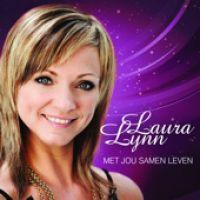 Cover Laura Lynn - Met jou samen leven