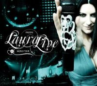 Cover Laura Pausini - Laura Live World Tour 09
