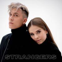 Cover Laura Tesoro & Loïc Nottet feat. Alex Germys - Strangers