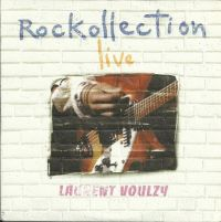 Cover Laurent Voulzy - Rockollection (Live)