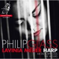 Cover Lavinia Meijer - Philip Glass - Metamorphosis / The Hours