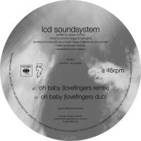 Cover LCD Soundsystem - Oh Baby