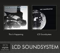 Cover LCD Soundsystem - This Is Happening / LCD Soundsystem