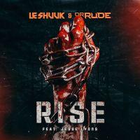 Cover Le Shuuk & Dr. Rude feat. Jesse Lyons - Rise