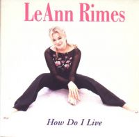 Cover LeAnn Rimes - How Do I Live