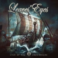 Cover Leaves' Eyes - Sign Of The Dragonhead