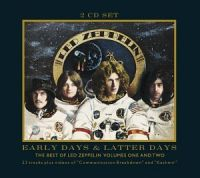 Cover Led Zeppelin - Early Days & Latter Days - The Best Of Led Zeppelin Volumes One And Two