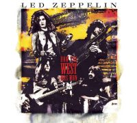 Cover Led Zeppelin - How The West Was Won