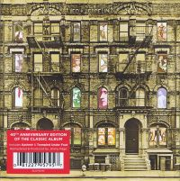 Cover Led Zeppelin - Physical Graffiti