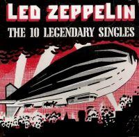 Cover Led Zeppelin - The 10 Legendary Singles