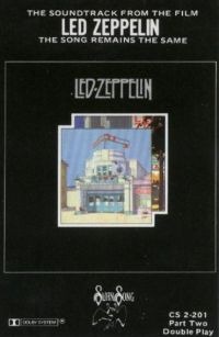 Cover Led Zeppelin - The Song Remains The Same