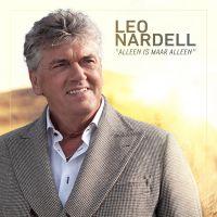 Cover Leo Nardell - Alleen is maar alleen