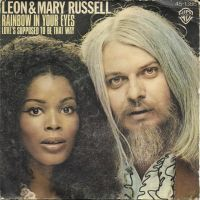 Cover Leon & Mary Russell - Rainbow In Your Eyes