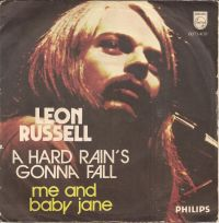 Cover Leon Russell - A Hard Rain's A Gonna Fall