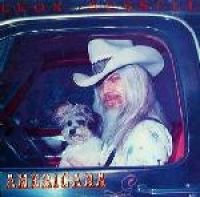 Cover Leon Russell - Americana