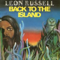 Cover Leon Russell - Back To The Island