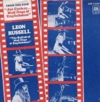 Cover Leon Russell - Ballad Of Mad Dogs And Englishman