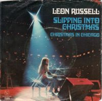 Cover Leon Russell - Slipping Into Christmas