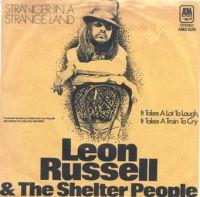 Cover Leon Russell - Stranger In A Strange Land