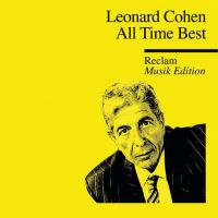Cover Leonard Cohen - All Time Best - Reclam Musik Edition