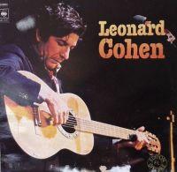 Cover Leonard Cohen - Leonard Cohen