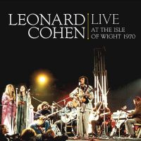 Cover Leonard Cohen - Live At The Isle Of Wight 1970