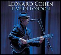 Cover Leonard Cohen - Live In London