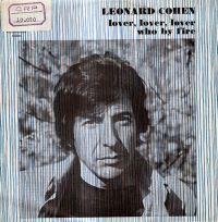Cover Leonard Cohen - Lover Lover Lover