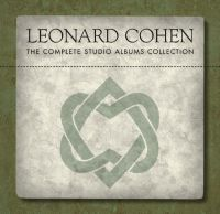 Cover Leonard Cohen - The Complete Studio Albums Collection