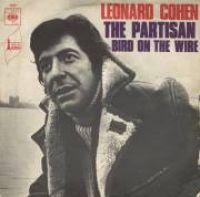 Cover Leonard Cohen - The Partisan