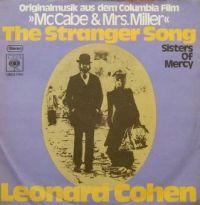 Cover Leonard Cohen - The Stranger Song