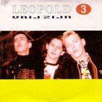 Cover Leopold 3 - Vrij zijn