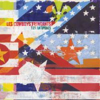 Cover Les Cowboys Fringants - Les antipodes