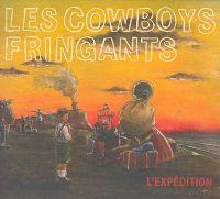 Cover Les Cowboys Fringants - L'expédition