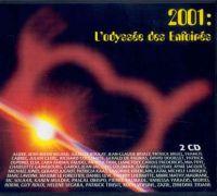 Cover Les Enfoirés - 2001: L'odyssée des Enfoirés